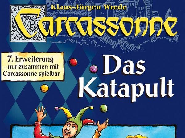 Bild zu Alle Brettspiele-Spiel Carcassonne: 7. Erweiterung - Das Katapult