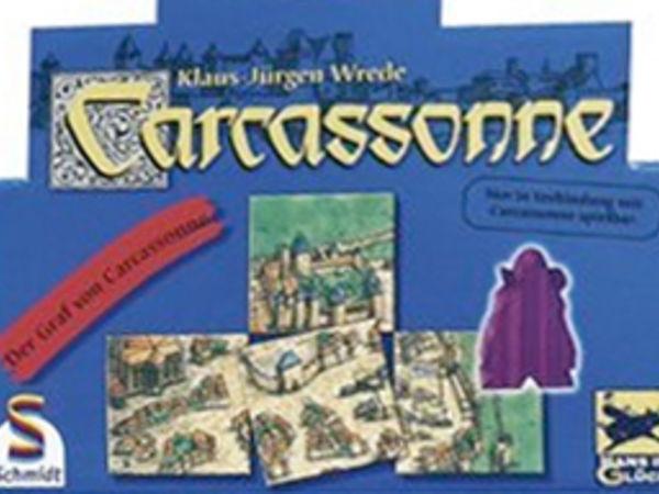 Bild zu Alle Brettspiele-Spiel Carcassonne: Der Graf von Carcassonne