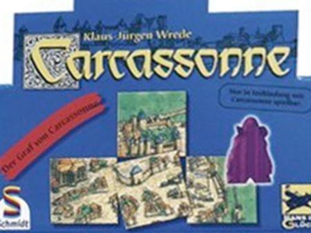 Carcassonne: Der Graf von Carcassonne