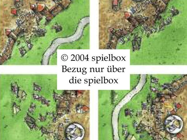 Bild zu Alle Brettspiele-Spiel Carcassonne: Die Katharer