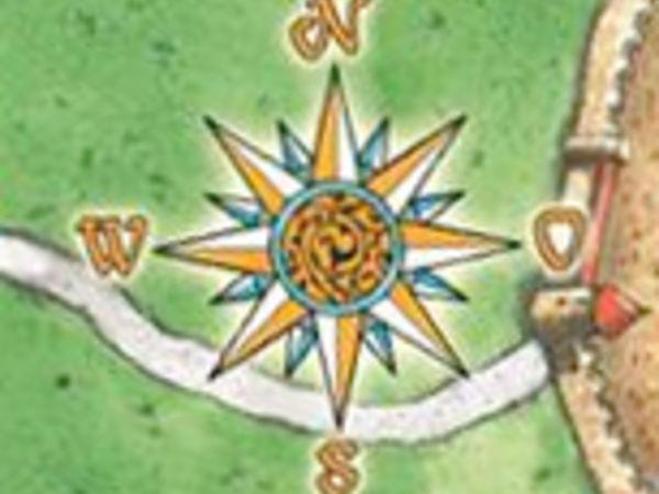 Bild zu Alle Brettspiele-Spiel Carcassonne: Die Windrosen
