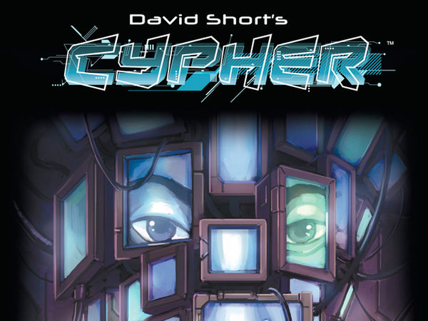 Bild zu Alle Brettspiele-Spiel Cypher