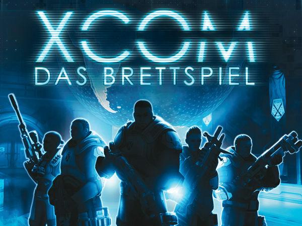 Bild zu Alle Brettspiele-Spiel XCOM: Das Brettspiel