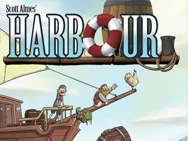 Bild zu Alle Brettspiele-Spiel Harbour