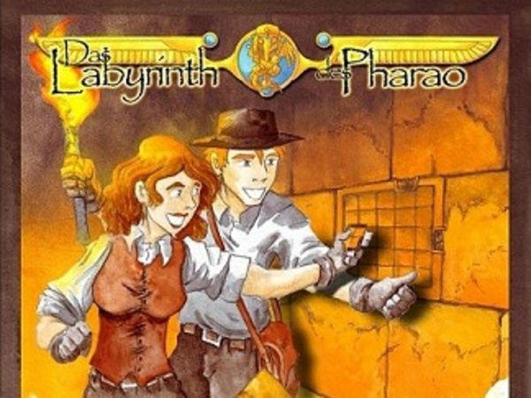 Bild zu Alle Brettspiele-Spiel Das Labyrinth des Pharao