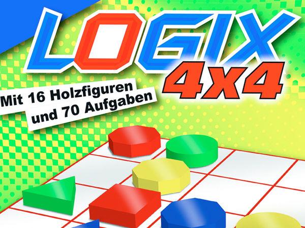 Bild zu Alle Brettspiele-Spiel Logix 4x4