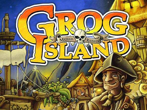 Bild zu Alle Brettspiele-Spiel Grog Island