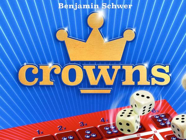 Bild zu Alle Brettspiele-Spiel Crowns