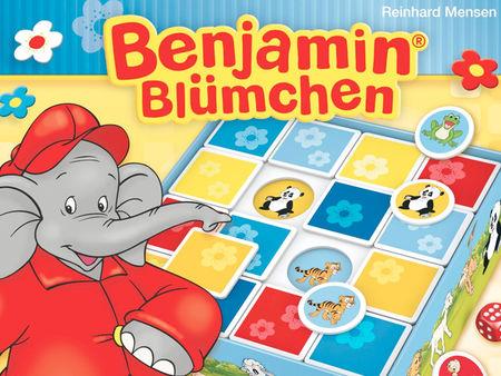 Benjamin Blümchen: Schiebe Memo