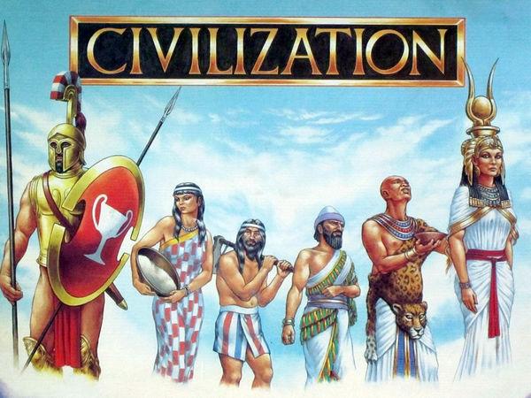 Bild zu Alle Brettspiele-Spiel Civilization