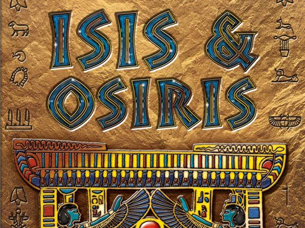 Bild zu Alle Brettspiele-Spiel Isis & Osiris