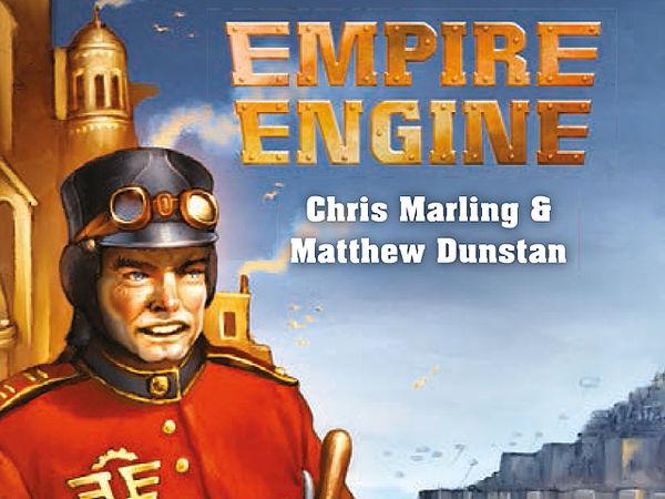 Bild zu Alle Brettspiele-Spiel Empire Engine