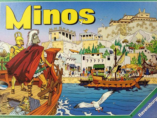 Bild zu Alle Brettspiele-Spiel Minos