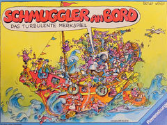 Schmuggler an Bord