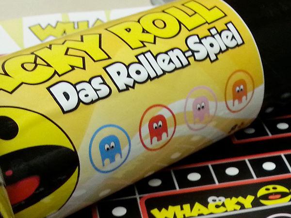 Bild zu Alle Brettspiele-Spiel Whacky Roll Ultimate
