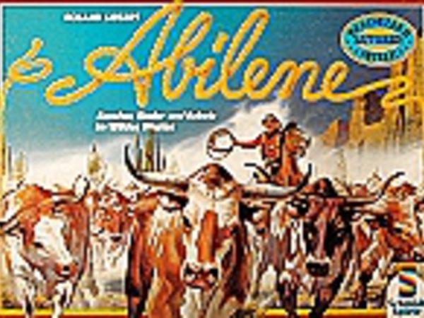 Bild zu Alle Brettspiele-Spiel Abilene