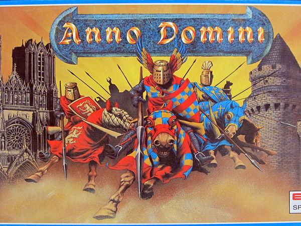 Bild zu Alle Brettspiele-Spiel Anno Domini