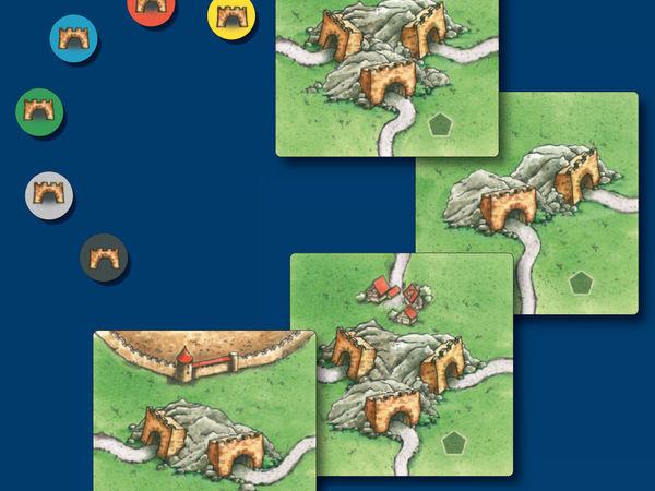 Bild zu Alle Brettspiele-Spiel Carcassonne: Der Tunnel