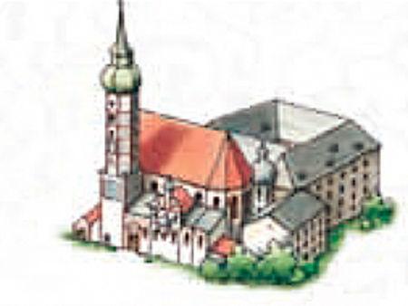 Carcassonne: Die Klöster