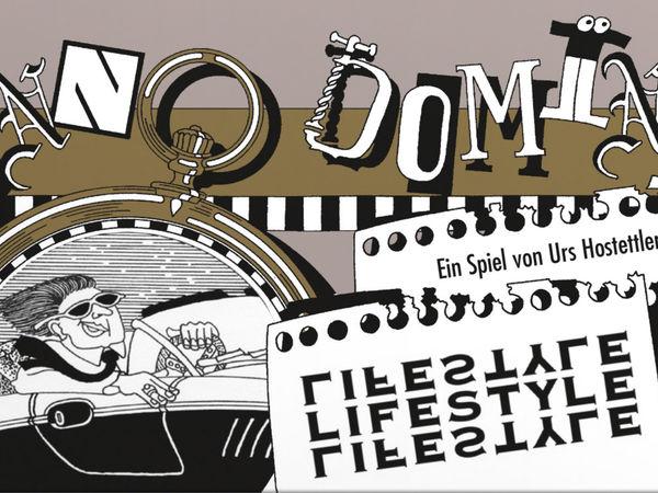 Bild zu Alle Brettspiele-Spiel Anno Domini - Lifestyle