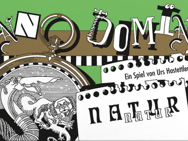 Bild zu Alle Brettspiele-Spiel Anno Domini - Natur