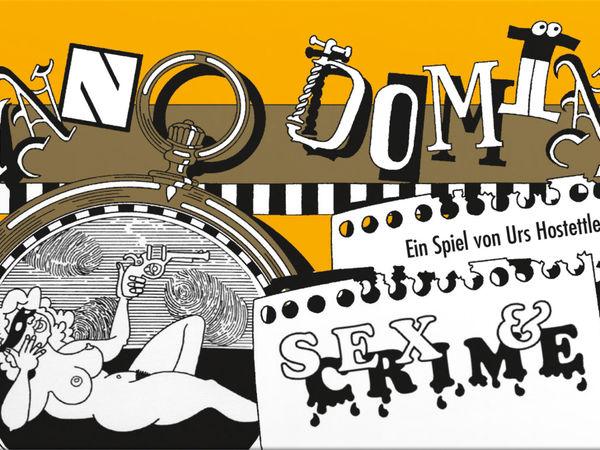 Bild zu Alle Brettspiele-Spiel Anno Domini - Sex & Crime