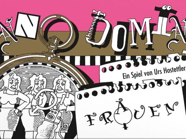 Bild zu Alle Brettspiele-Spiel Anno Domini - Frauen