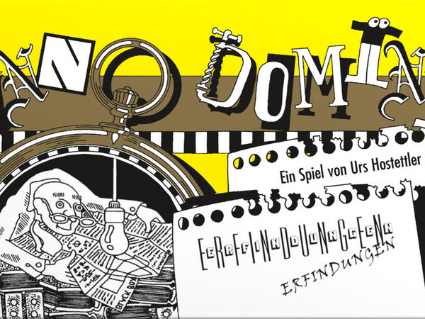 Bild zu Alle Brettspiele-Spiel Anno Domini - Erfindungen