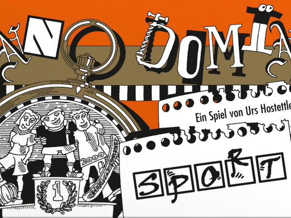 Bild zu Alle Brettspiele-Spiel Anno Domini - Sport