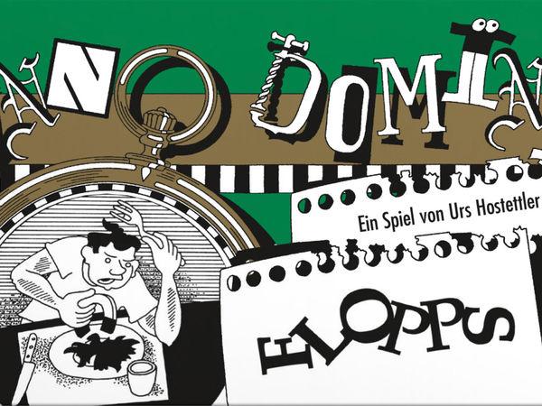 Bild zu Alle Brettspiele-Spiel Anno Domini - Flopps