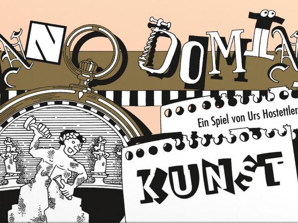Bild zu Alle Brettspiele-Spiel Anno Domini - Kunst