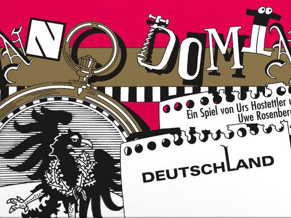 Bild zu Alle Brettspiele-Spiel Anno Domini - Deutschland