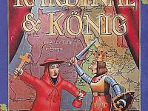 Bild zu Alle Brettspiele-Spiel Kardinal & König