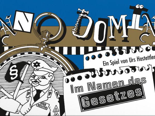 Bild zu Alle Brettspiele-Spiel Anno Domini - Im Namen des Gesetzes