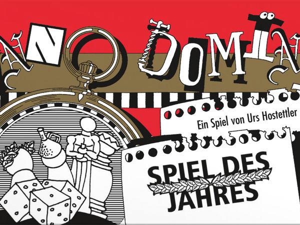 Bild zu Alle Brettspiele-Spiel Anno Domini - Spiel des Jahres