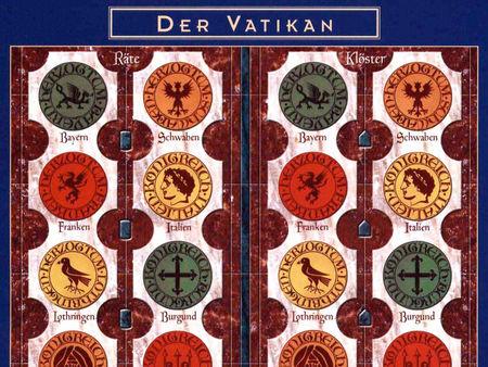 Kardinal & König: Der Vatikan