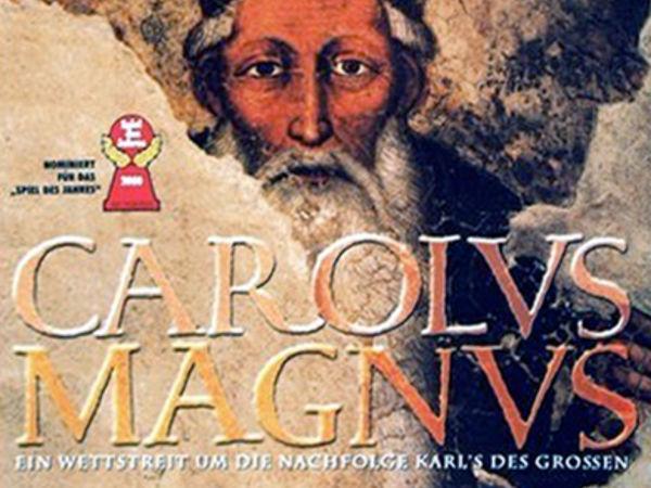 Bild zu Alle Brettspiele-Spiel Carolus Magnus