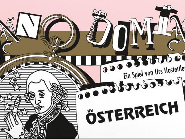 Bild zu Alle Brettspiele-Spiel Anno Domini - Österreich