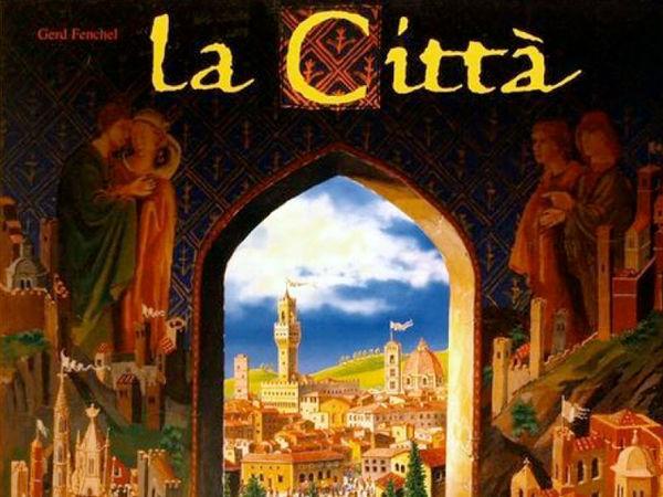 Bild zu Alle Brettspiele-Spiel La Città