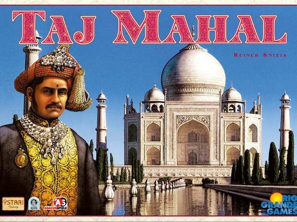 Bild zu Alle Brettspiele-Spiel Taj Mahal
