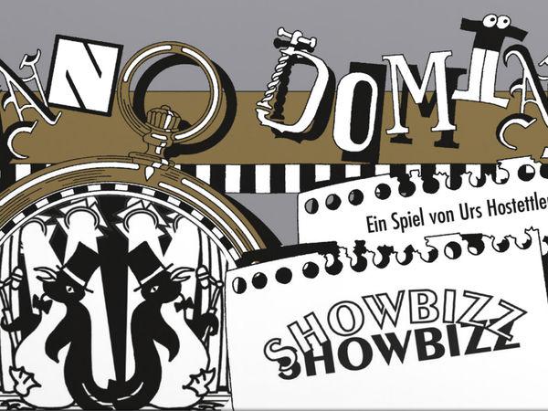 Bild zu Alle Brettspiele-Spiel Anno Domini - Showbizz