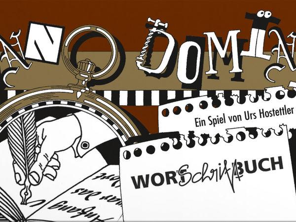 Bild zu Alle Brettspiele-Spiel Anno Domini - Wort, Schrift, Buch