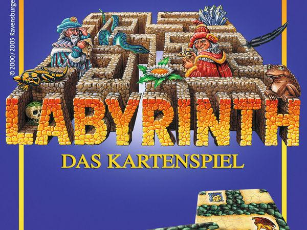 Bild zu Alle Brettspiele-Spiel Labyrinth: Das Kartenspiel