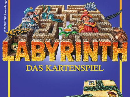 Labyrinth: Das Kartenspiel