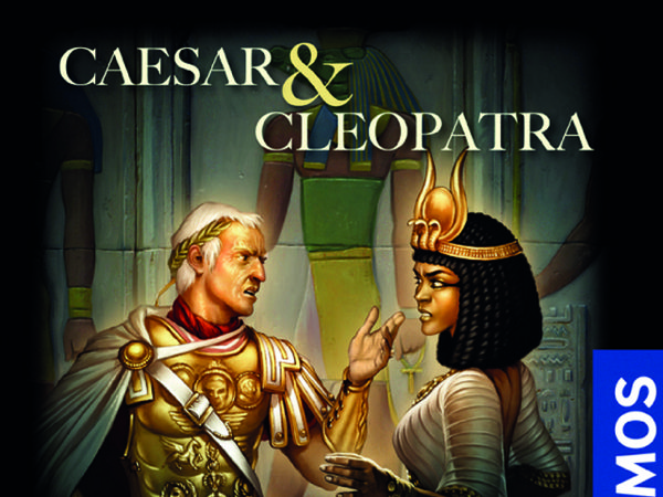 Bild zu Alle Brettspiele-Spiel Caesar & Cleopatra
