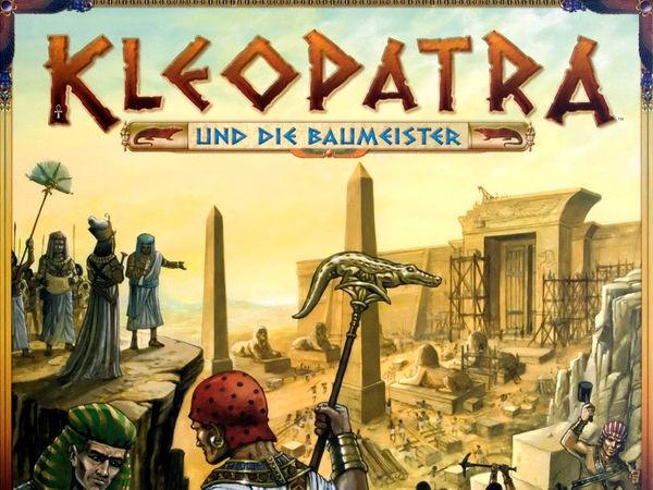 Bild zu Alle Brettspiele-Spiel Kleopatra und die Baumeister