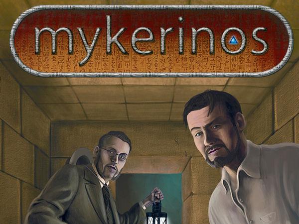 Bild zu Alle Brettspiele-Spiel Mykerinos