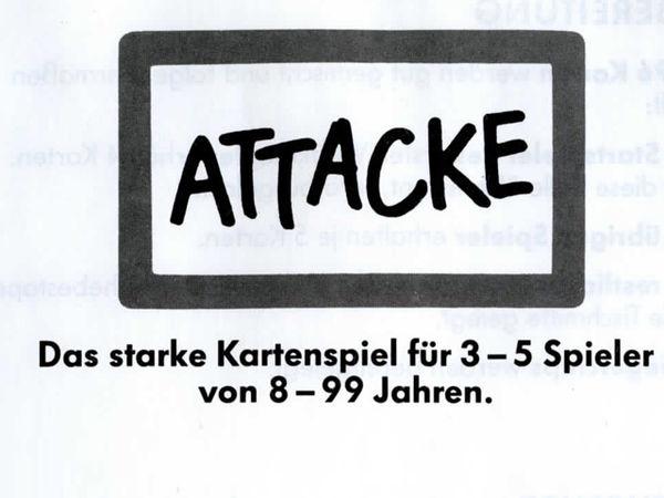Bild zu Alle Brettspiele-Spiel Attacke
