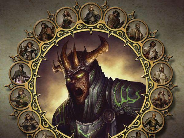 Bild zu Alle Brettspiele-Spiel Darkest Night
