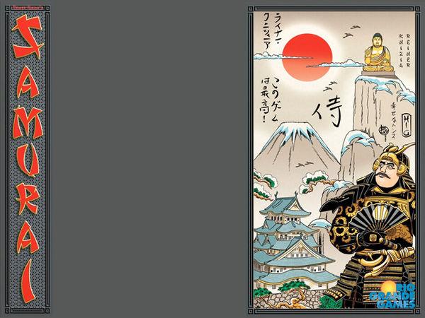 Bild zu Alle Brettspiele-Spiel Samurai